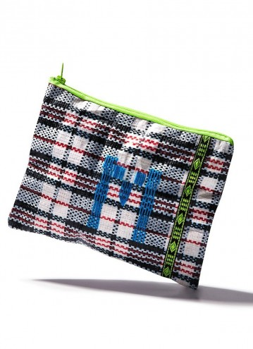 Pouch by Noush. Image: Merchants on Long.