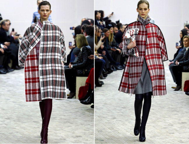 Autumn/Winter 2013-14 ready to wear collection from Céline.