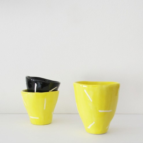 Graffica Collection cups