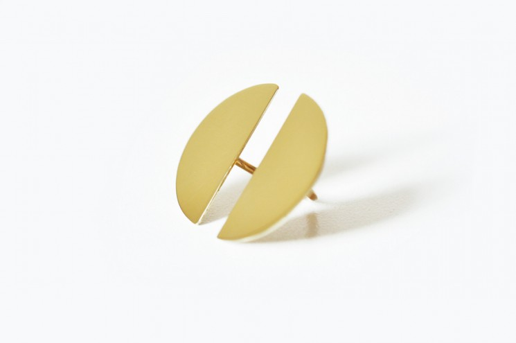 Hills Ring by SMITH Jewellery.