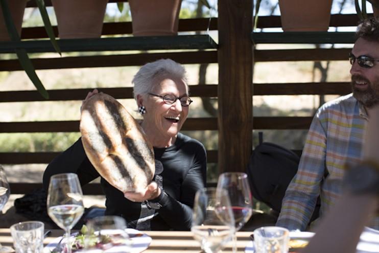 A feast for all the senses - Rosita Missoni at Design Indaba's Speaker lunch at Babylonstoren. Images curtesy of Adel Ferreira.