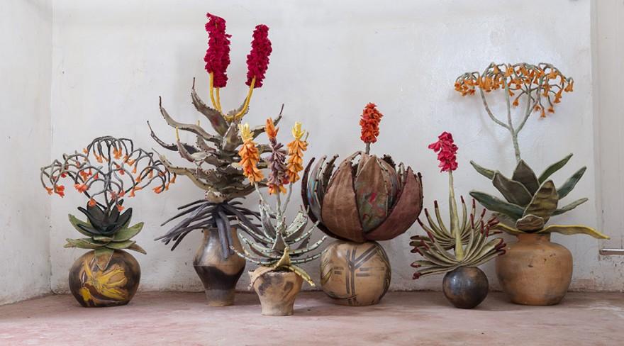 Keiskamma Art Project. Photo: Jac de Villiers. Stylist: Liane Visser.