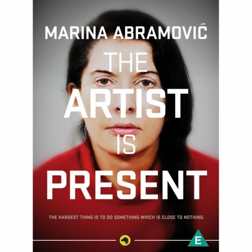 Marina Abramović: The Artist is Present.