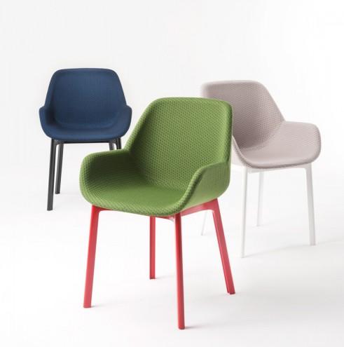 "Patricia Urquiola's ""Clap"" armchair"