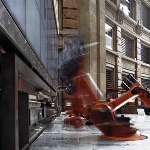Makr Shakr by Carlo Ratti / MIT Senseable City Lab