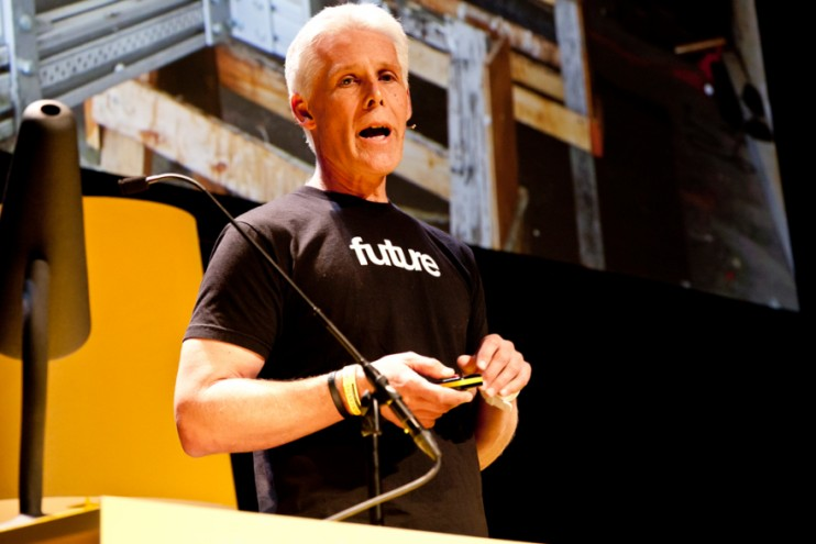 John Bielenberg at What Design Can Do 2013