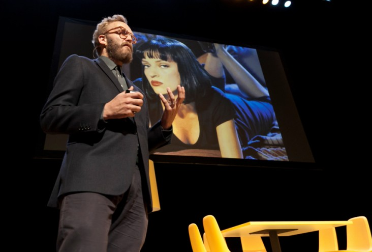 Nicolas Roope at What Design Can Do 2013
