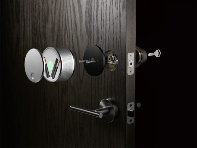 August Smart Lock by Yves Béhar.