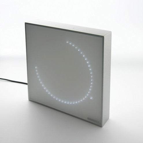 'Boutime clock by Ian Munro.