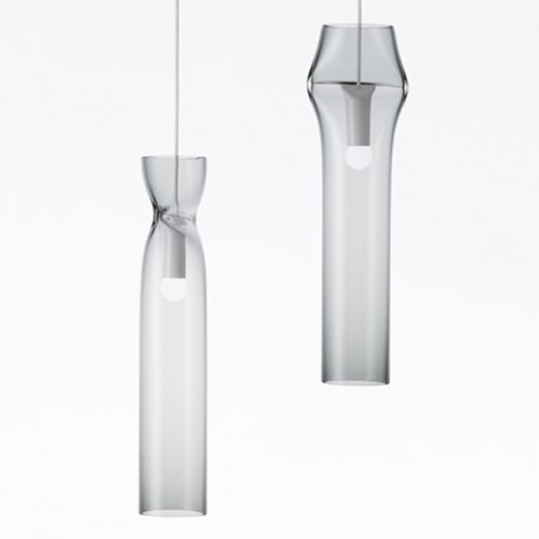 Press Lamp by Nendo.