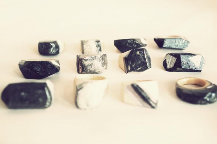 Paper Scissors Stone by Quazi Design.