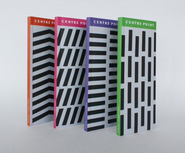 Centre Point pocket books by Hat-trick.