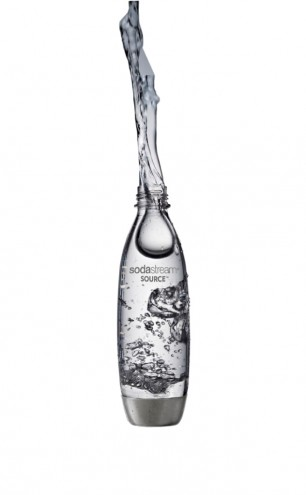 SodaStream Source bottle by Yves Béhar.