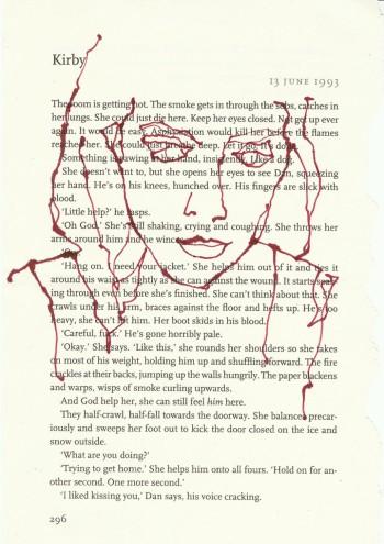 The Shining Girls by Lorenzo Nassimbeni.