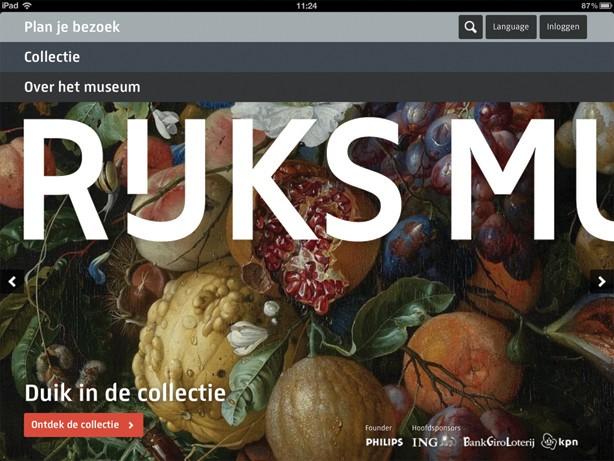 Fabrique – Rijksmuseum website