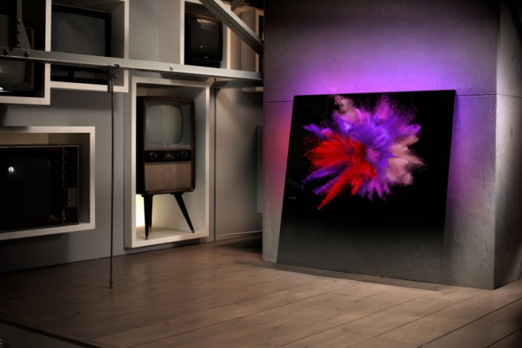 Philips/TP Vision – DesignLine HDTV