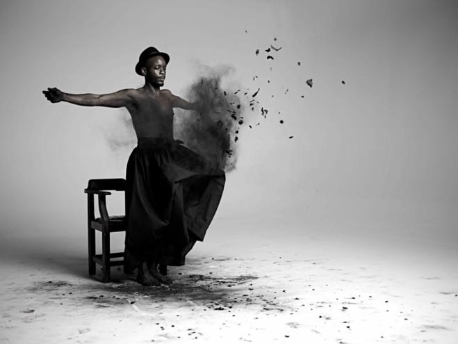 Johannesburg visual artist Mohau Modisakeng represented by Brundyn + Gonsalves in Cape Town
