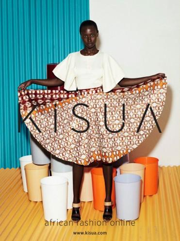 Kisua African fashion online emporium
