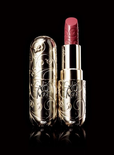 AQMW lipstick packaging by Marcel Wanders.