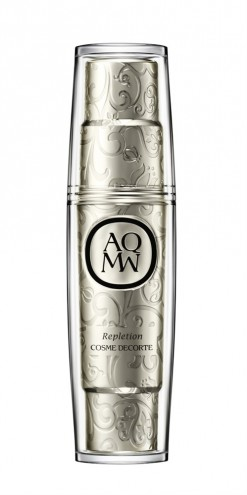 AQMW lifting serum packaging by Marcel Wanders.