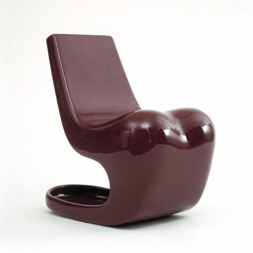 Alu-Rocking Chair by Satyendra Pakhalé.