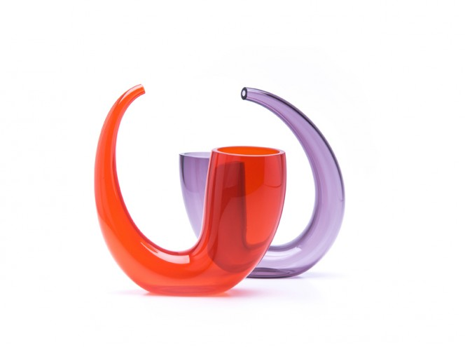 De Amore in Vitro collection by Karim Rashid for Purho.