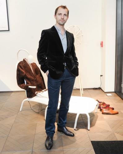 Maarten Baas for Berluti. Images: Berluti and Carpenters Workshop Gallery.