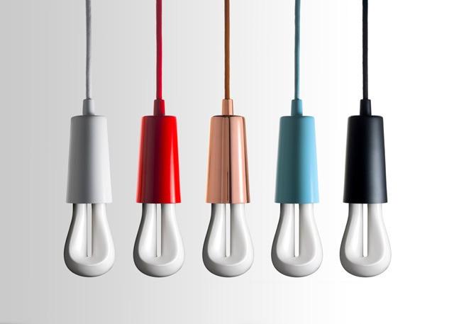 Pulmen 002 energy efficient light bulb by Nicolas Roope.