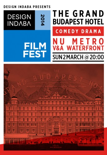 Design Indaba FilmFest 2014 at NuMetro, V&A Waterfront, on 2 March