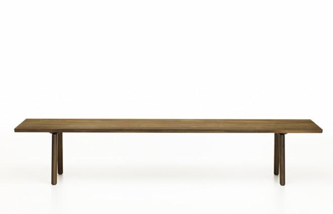 Wood Bench by BarberOsgerby.