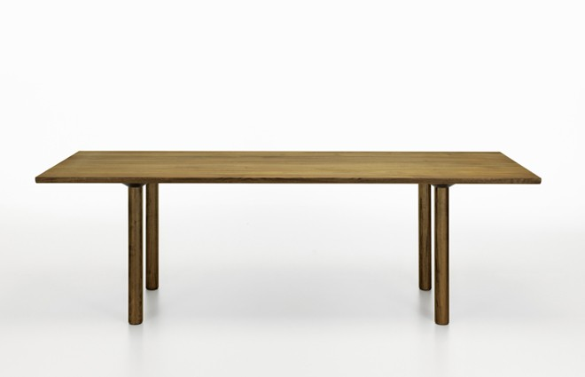Wood Table by BarberOsgerby.