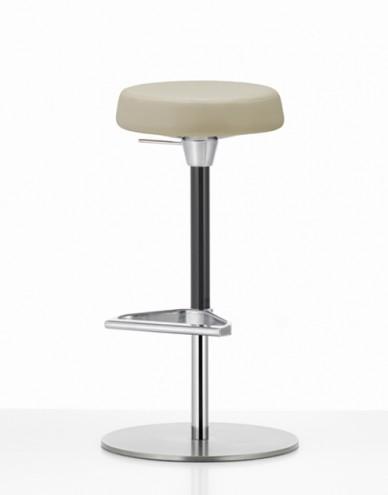Zeb bar stool by BarberOsgerby.