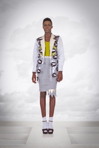 Fall/Winter 2014 collection by Selly Raby Kane. Image: Omar Victor Diop.