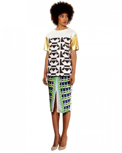 Spring/Summer 2013 collection by Sindiso Khumalo