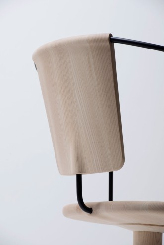 Uncino collection by Ronan and Erwan Bouroullec for Mattiazzi.