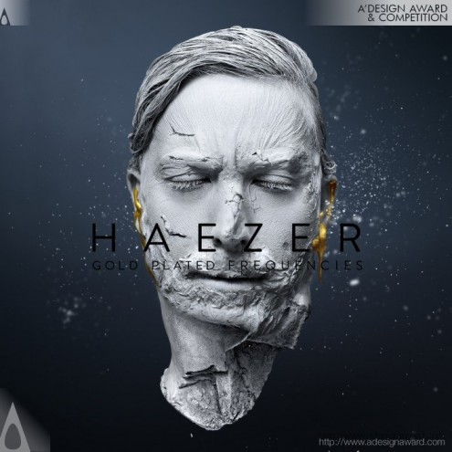 A' Design Award & Competition: Haezer - Gold Plated Frequencies by Chris Slabber.