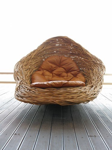 Fallen Bird's Nest by Porky Hefer. Image: Southern Guild.