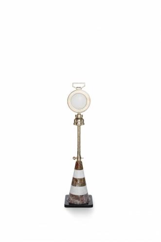 Detour Floor lamp by Studio Jon for StonetouCH. Image: Stefan Vos.