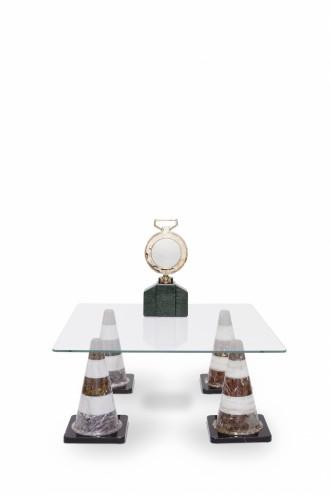 Detour table by Studio Job for StonetouCH. Image: Stefan Vos.