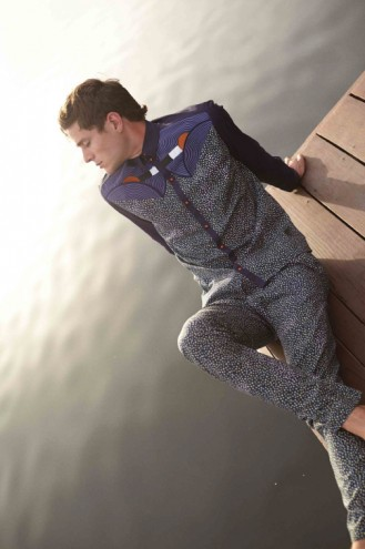 Laurence Airline Spring Summer 2015 collection.