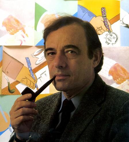 Seymour Chwast.