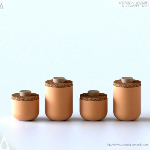 Tarro Container