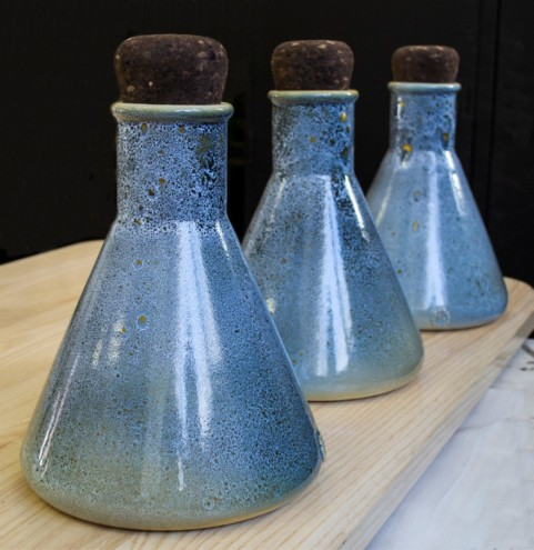 Wiid Design and Ceramic Matters Lab Vases.