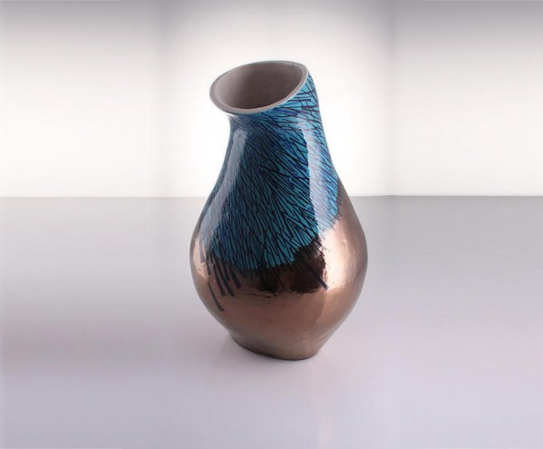 Echo from Martine Jackson and Galia Gluckman's collaboration pots.