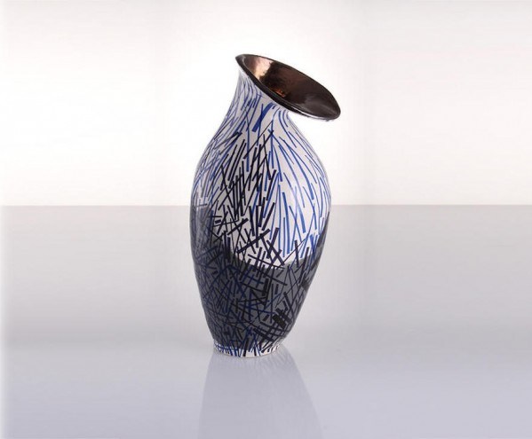Twiggy from Martine Jackson and Galia Gluckman's collaboration pots.