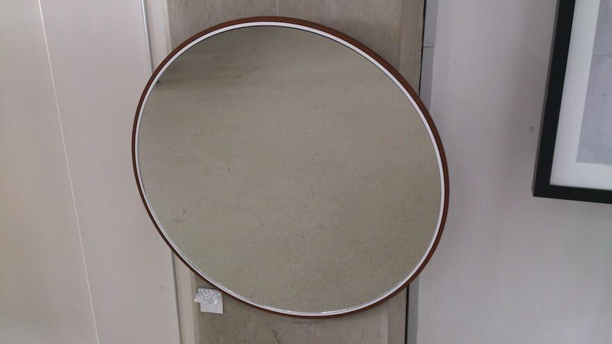 Damn Good Looking mirrors.