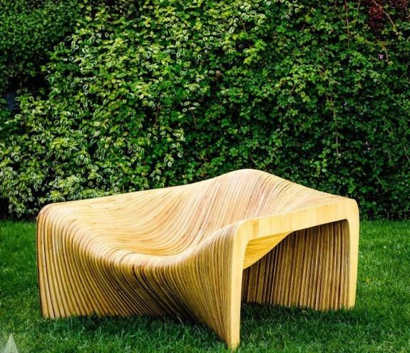 Duna Loungechair by Mula Preta Design.