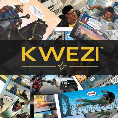 KWEZI by Loyiso Mkhize.