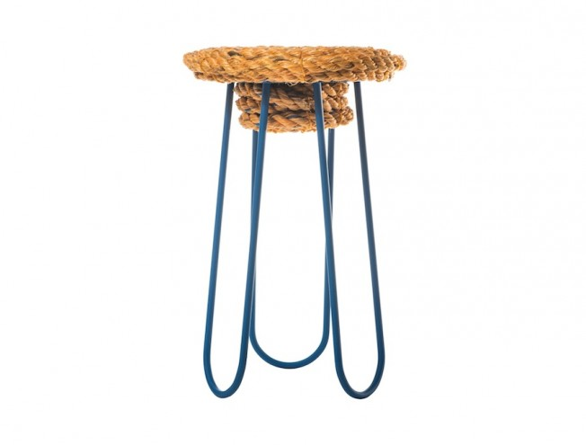 Rope Hope Stool by Sep Verboom.