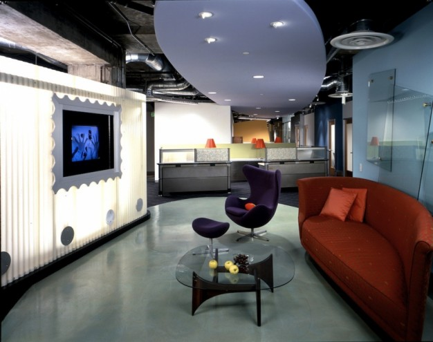 MTV Network's West Coast headquarters.